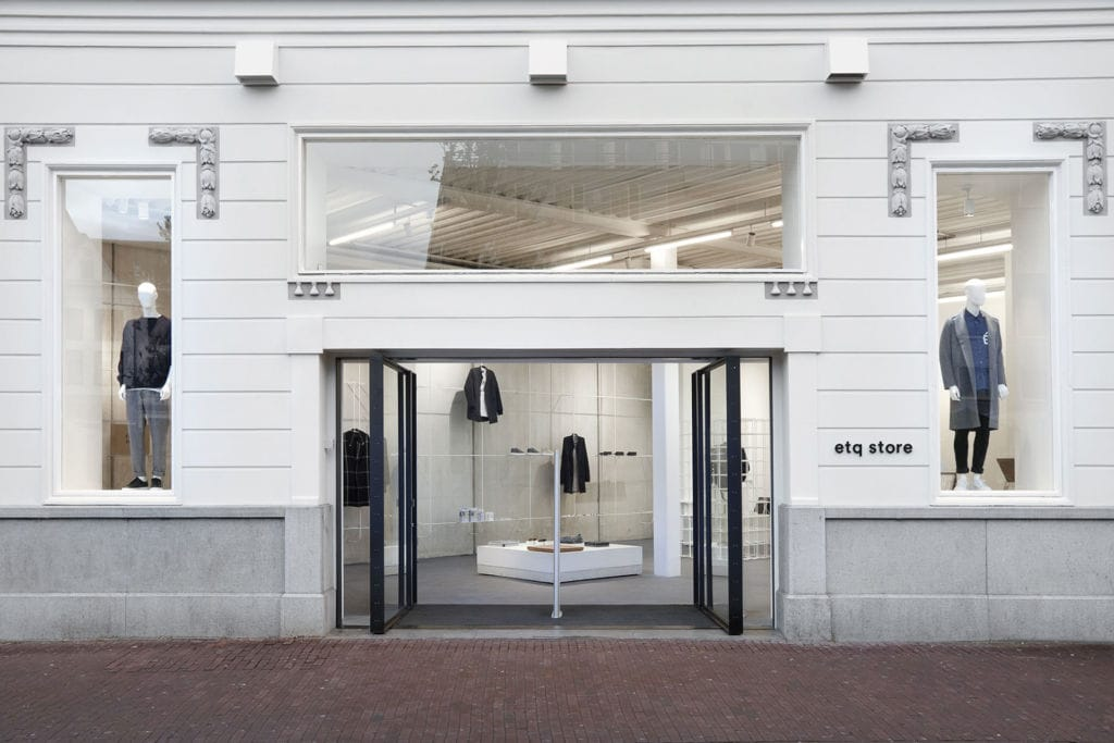 ETQ: opening of the impressive flagship store